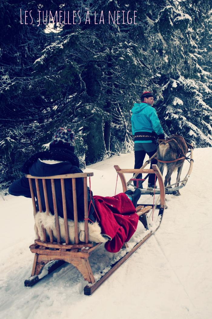 les jumelles à la neige 3