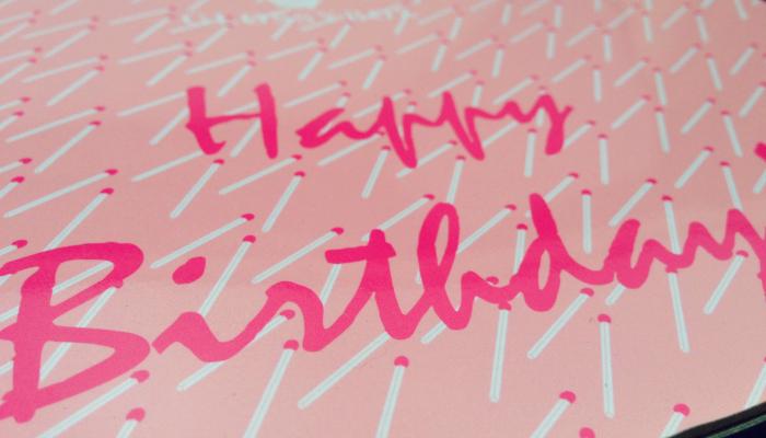 glossybox anniversaire 7