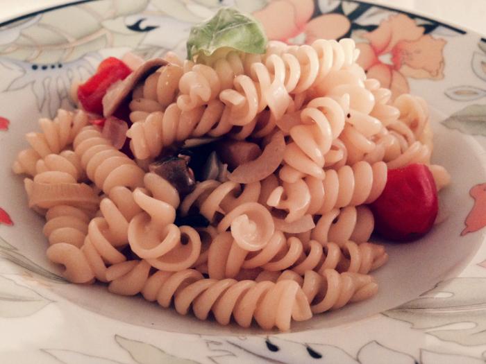 one pan pasta 5