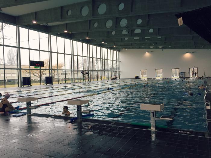 Les jumelles la piscine de la kibitzenau jumelles - Piscine de la potennerie ...