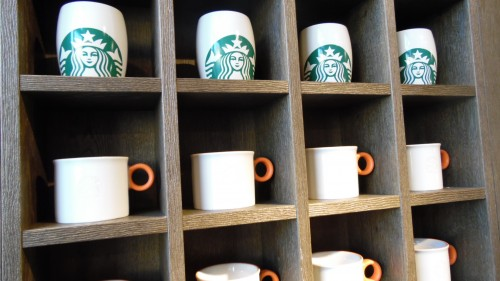 Café Thé Starbucks Strasbourg