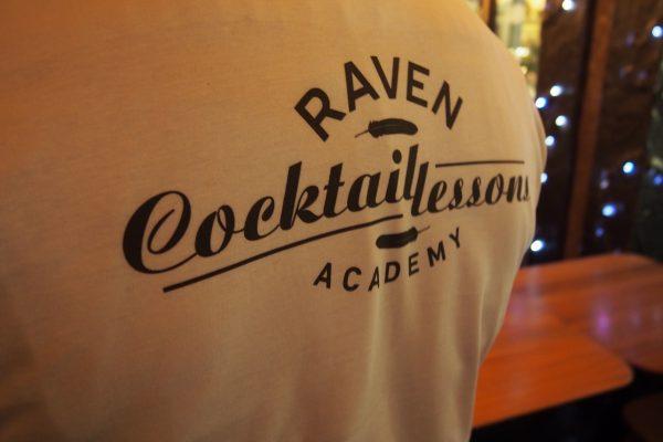 Soirée Cocktails bar Raven
